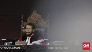 Ketua MK Kutip Alquran: Kami Tanggung Jawab Kepada Allah