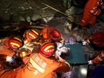 Gempa 5,9 M Guncang China, Sedikitnya 11 Orang Tewas