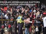 Parade Kemenangan Toronto Raptors Ternoda Aksi Penembakan