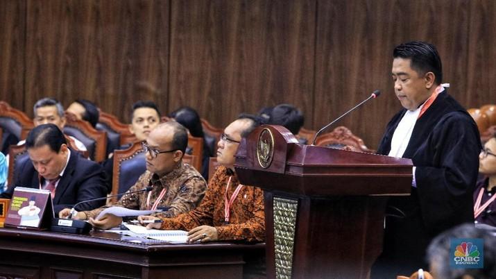 KPU: Jabatan Ma'ruf Amin di Bank Syariah Tak Langgar Hukum