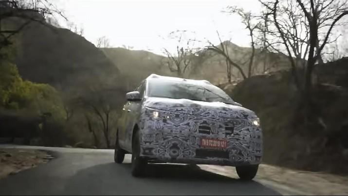 Aksi Rahasia Renault Triber, Penantang Avanza-Xpander