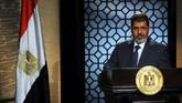 Alih-alih menjadi pemimpin demokratis, Mursi malah dikenal sebagai presiden yang memerintah secara otoriter. (Reuters/Stringer)