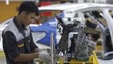 VinFast diketahui bekerja sama dengan perusahaan asal Eropa seperti BMW, Pininfarina, dan Magna Steyr. (REUTERS/Kham)