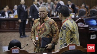 Ketua KPU Tegur 12 Provinsi Belum Unggah Situng Pileg 2019