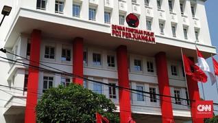 Bahas Jokowi-Ma'ruf, Rakernas PDIP Digelar Tertutup