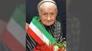 Wanita Italia Tertua di Eropa Meninggal Dunia