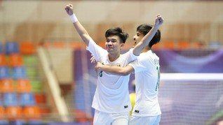 Timnas Futsal Indonesia U-20: Si Anak Tiri Pendobrak Sejarah