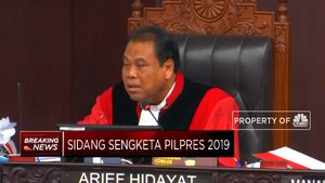 Debat Soal Saksi, Hakim MK Ancam Usir Bambang Widjojanto