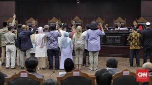 Kubu Prabowo Berkukuh Saksi di MK Mencengangkan