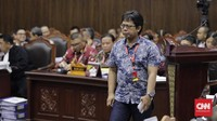 Saksi Prabowo Merasa Terancam Tapi Tak Lapor Polisi