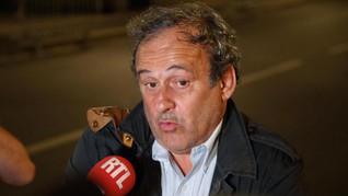 Mantan Presiden UEFA Michel Platini Dibebaskan