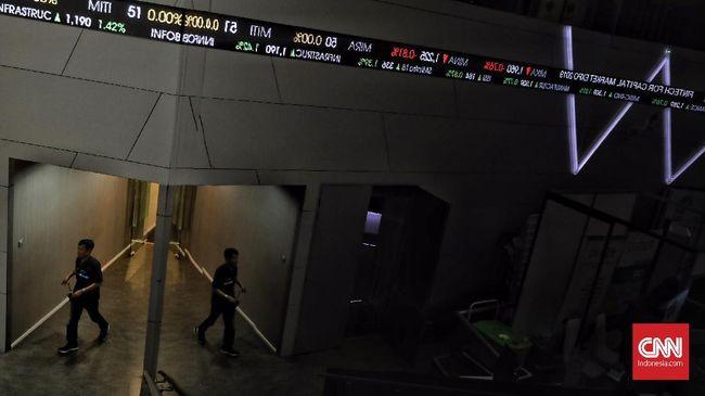 Kebijakan Bank Sentral China Diramal Topang IHSG