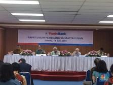 IHSG Merah, Saham Bank Panin & Panin Financial Terjun Bebas