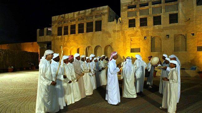 Mengeksplorasi Bangunan Tua di Dubai