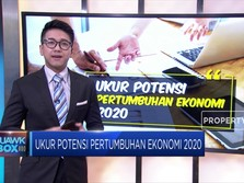 Ukur Potensi Pertumbuhan Ekonomi 2020