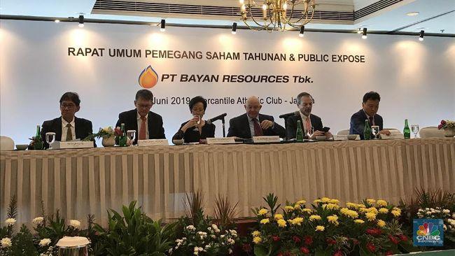 BYAN Usai Limited Review, Laba Bayan per September 2019 Ambles 46%