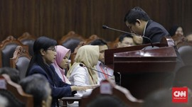 Jadi Tahanan Kota, Saksi Prabowo Tak Izin Akan Sidang di MK