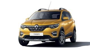 Renault Triber Debut di India, Siap Tantang Avanza Cs