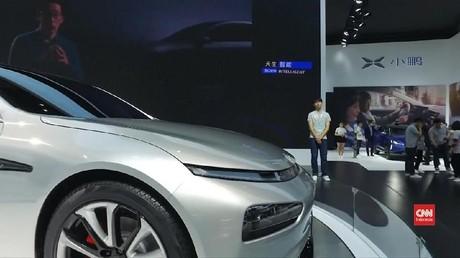 VIDEO: Industri Mobil Listrik China Terancam