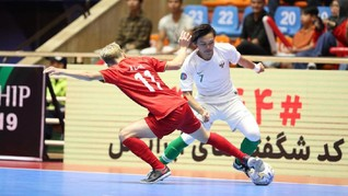 Jadwal Indonesia vs Thailand di Final Piala AFF Futsal 2019