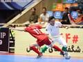 Babak I Piala Asia U-20: Timnas Futsal Indonesia Tertinggal