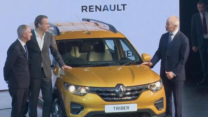 Renault Triber (Courtesy Youtube Renault India)