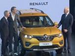 Renault Triber: Diimpor Utuh dari India, Bukan Mobil Murah