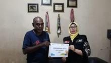 ACT Beri Penghargaan ke Atlet Peraih Perak Olimpiade 86