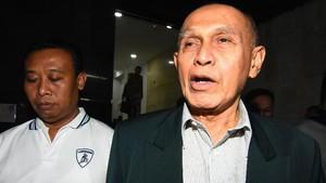 Tim Hukum Mabes TNI Jadi Pengacara Kivlan di Praperadilan
