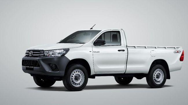 Kini Semua Varian Toyota Hilux Lengkap Pakai Mesin Baru