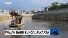 VIDEO: Wajah Baru Sungai Jakarta