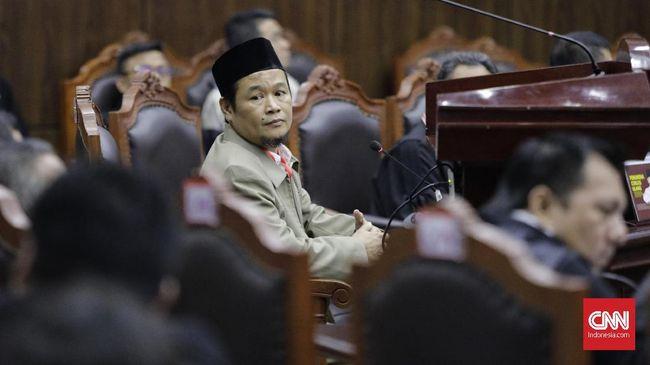 Saksi Prabowo Mengaku Diancam, MK Sebut Tak Terkait Sidang