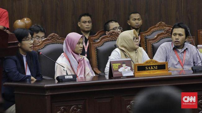Saksi Prabowo: WA-Facebook Saya Dikloning Disebut Mau Bom KPU