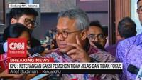 VIDEO: KPU: Keterangan Saksi Pemohon Tidak Jelas, Tidak Fokus