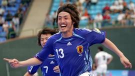 Kensuke Takahashi, Pencetak Sejarah Timnas Futsal Indonesia