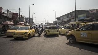 Kinshasa, Kota dengan Kemacetan Bak Neraka Dunia