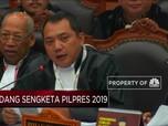 Saksi BPN di Cecar Kuasa Hukum TKN dan Komisioner KPU