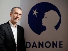 Perhatian Bos Emiten, CEO Danone Dipecat karena Saham Jeblok