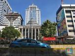 Sidang ke-3 Sengketa Pilpres, Jalanan Depan Gedung MK Plong!