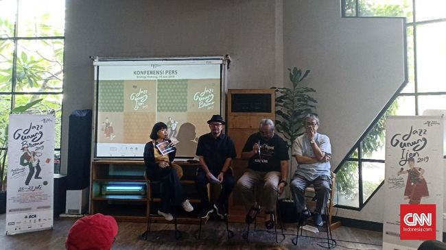 Usung Keragaman, Festival Jazz Gunung Hadirkan Didi Kempot