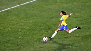 FOTO: Marta Mesin Gol Terbaik di Piala Dunia