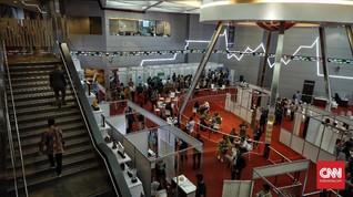 Corona, Tiga Emiten Melantai di Bursa Saham Secara Virtual