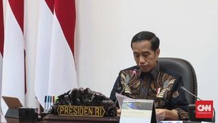 Jokowi: Enam Kali Rapat, Kebijakan Investasi belum 'Nendang'