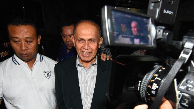 Hakim PN Jaksel Tolak Gugatan Praperadilan Kivlan Zen