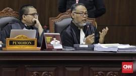 Singgung Kematian KPPS, Tim Prabowo Minta MK Tunda Sidang