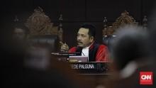 Jokowi Cari Calon Hakim MK Pengganti Gede Palguna