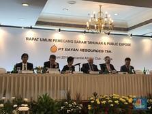 Bayan Resources Terima Tambahan Pinjaman Permata Rp 705 M