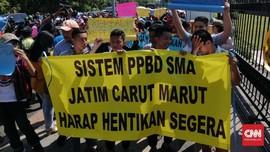 Diprotes Calon Wali Murid, PPDB di Surabaya Disetop Sementara
