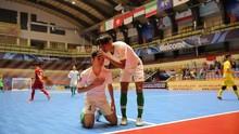 Ditekuk Afghanistan, Timnas Futsal Indonesia Gagal ke Final