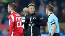 Neymar Dihukum Tiga Pertandingan Liga Champions